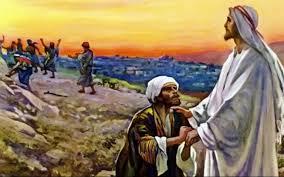 grateful leper